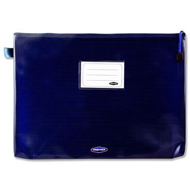 Premto A4+ Extra Durable Mesh Wallet - Admiral Blue