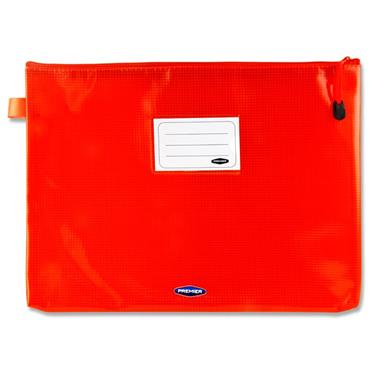 Premtone A4+ Extra Durable Mesh Wallet - Pumpkin