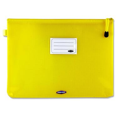 Premto A4+ Extra Durable Mesh Wallet - Sunshine