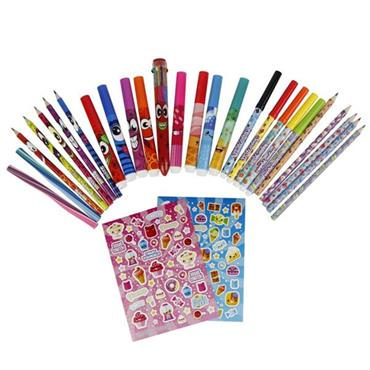 SCENTOS 28pce SUGAR RUSH SCENTED COLOURING COLLECTION SET