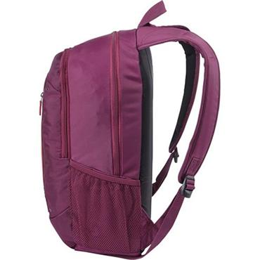 "CASE LOGIC 15.6"" LAPTOP & TABLET BACKPACK - POMEGRANATE"