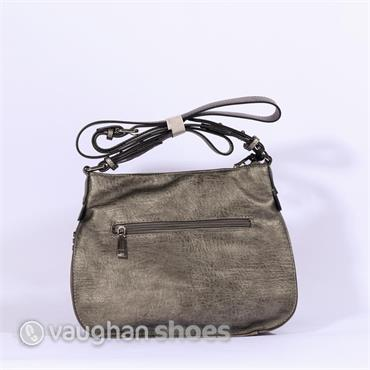 Volum Saddle Bag - Grey