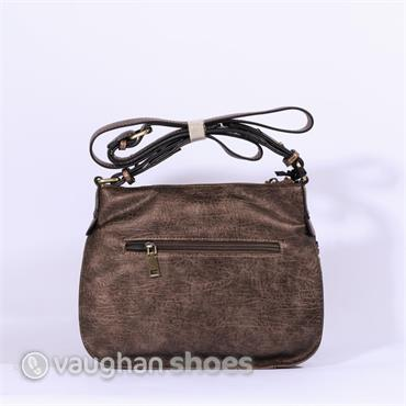 Volum Saddle Bag - Bronze