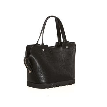 Arcadia Top Handle Bag - Black