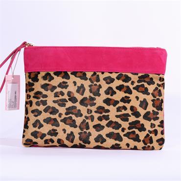 Marian Leopard Print Bag - Leopard Combi