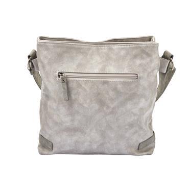 Rieker Crossbody Shimmer Bag - Silver Shimmer