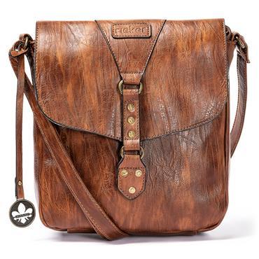 Rieker Crossbody Bag - Tan