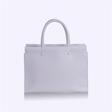 Inyati Alison Shopper Handbag - Light Grey