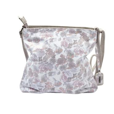 Rieker Crossover Bag - Grey Floral