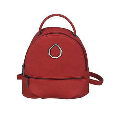 Rieker Small Backpack - Red
