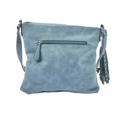 Rieker Crossbody Bag - Blue