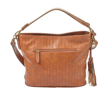 Rieker Bucket Bag - Tan
