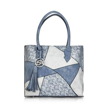 Remonte Tote Bag - Blue Combi