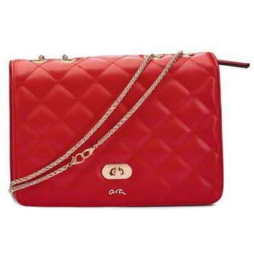 Ara Shoulder bag Marnie - Red