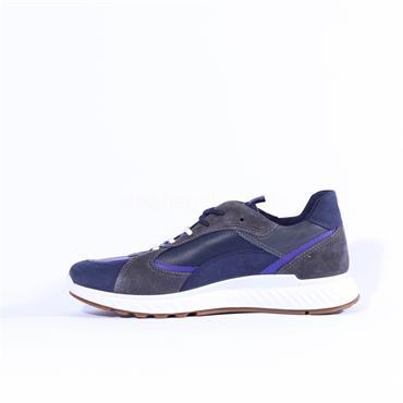 Ecco Women ST.1 Trainer - Purple Leather