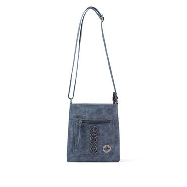 Rieker Small Crossbody Bag - Denim