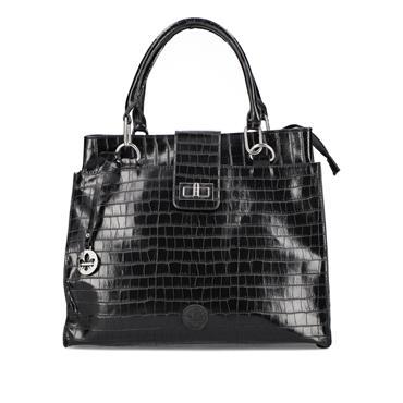 Rieker Shopper Bag - Black
