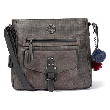Rieker Shoulder Bag - Grey