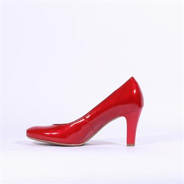 Ara Marseille High Court Shoe - Red Patent