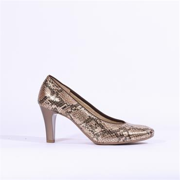 Ara Marseille High Court Shoe - Snake