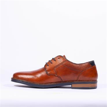 Rieker Men Dimitri Laced Shoe - Brown