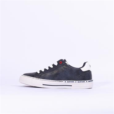 Mustang Ladies Casual Trainer - Navy