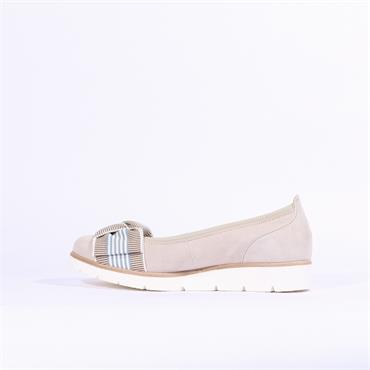 Gabor Wedge Pump Escort - Grey Combi