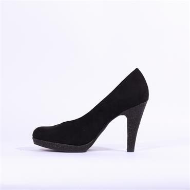 Marco Tozzi Taggia Glitter High Heel - Black Combi
