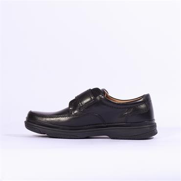 Clarks Swift Turn Comfort Velcro - Black