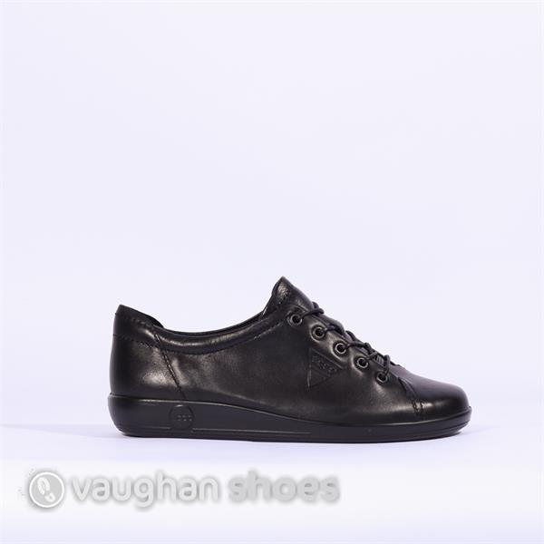 a48a5d52f457 Ecco Soft 2.0 Comfort - Black