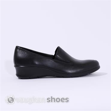 Ecco Felicia Slip On Shoe - Black