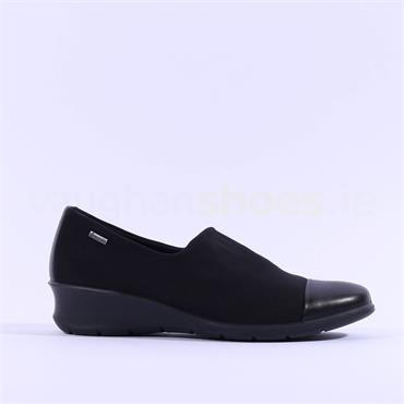 Ecco Felicia Slip On Gortex - Black