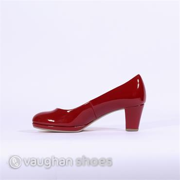 Gabor Lower Court Shoe FIGARO - Red