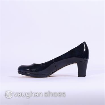 Gabor Lower Court Shoe FIGARO - Navy