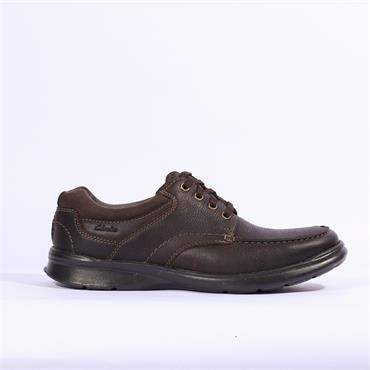 Clarks Cotrell Edge - Brown Oily