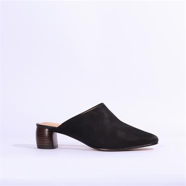 Clarks Grace Blush - Black Nubuck