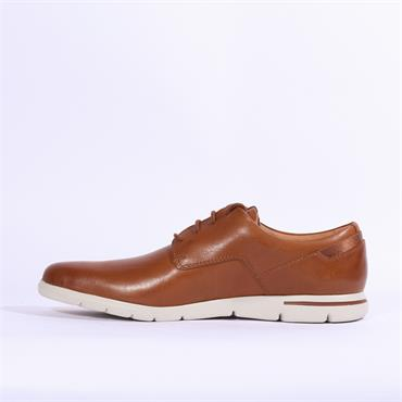 Clarks Vennor Walk - Tan Leather