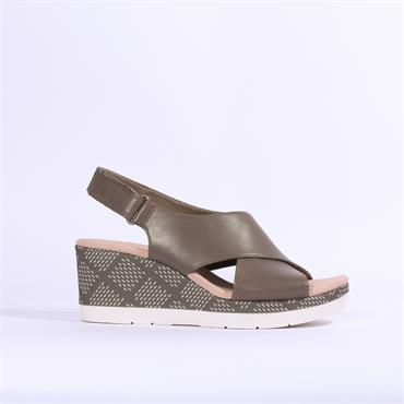 Clarks Cammy Pearl - Olive