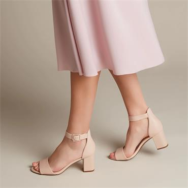 Clarks Deva Mae - Blush Leather