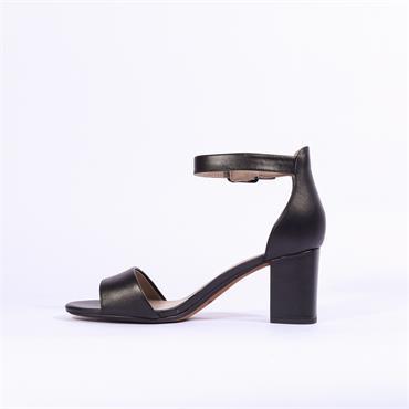 Clarks Deva Mae - Black Leather