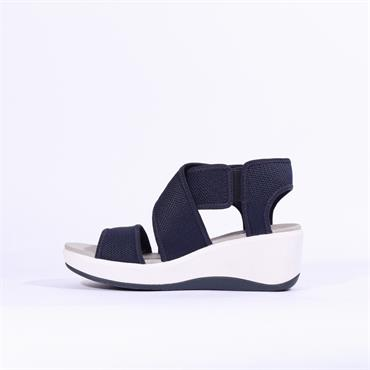 Clarks Step Cali Palm - Navy