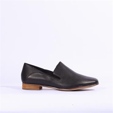 Clarks Pure Viola - Black Leather