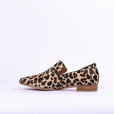 Clarks Pure Viola - Leopard Print