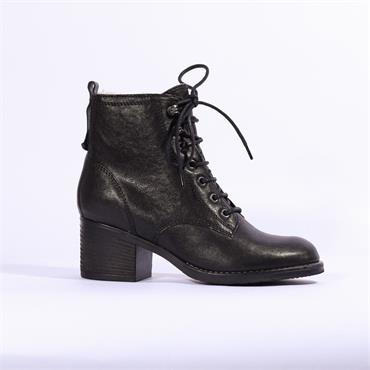 Clarks Thornby Lace - Black Leather