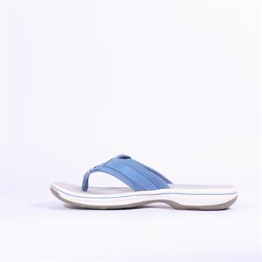Clarks Brinkley Sea - Blue