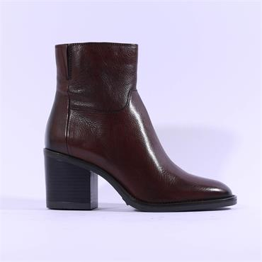 Clarks Women Mascarpone 2 Go Ankle Boot - Dark Brown Leather