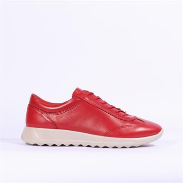 Ecco Women Flexure Runner - Red