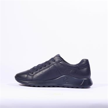 Ecco Women Flexure Runner - Navy Leather