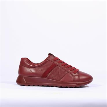 Ecco Women Flexure Runner - Rust Leather