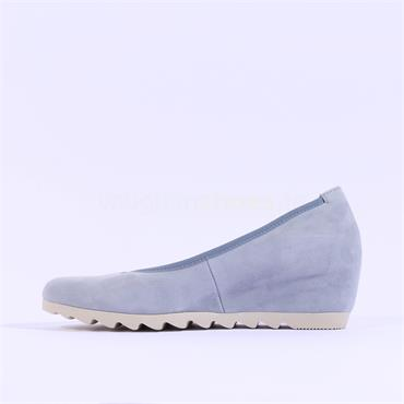 Gabor Cleated Sole Comfort Request - BABY BLUE